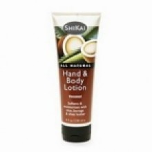 Shikai Coconut Hand & Body Lotion (1x8 Oz)