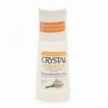 Crystal Essence Mineral Chamomile Deodorant Roll-On (1x2.25 Oz)