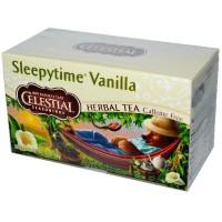 Celestial Seasonings Sleepytime Vanilla Herb Tea (6x20 Bag)