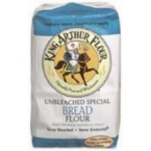 King Arthur Unbleached for MacHine Flour (8x5lb)