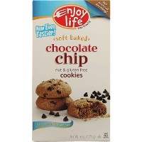 Enjoy Life Chocolate Chip Cookie Gluten Free (6x6 Oz)