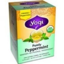 Yogi Peppermint Tea (6x16 Bag)