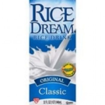 Imagine Foods Original Nondairy Rice Beverage (12x32 Oz)