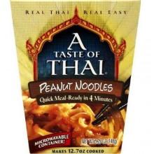 Taste Of Thai Peanut Quick Meal Noodles (6x5.25 Oz)