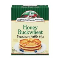Maple Grove Farms Buckwheat & Honey Pancake Mix (6x24Oz)