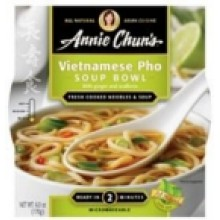Annie Chun's Vietnamese Pho Soup Bowl (6x5.96 Oz)
