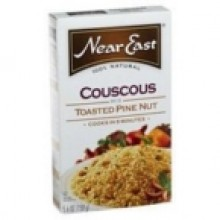 Near East Toasted Pine Nut Couscous (12x5.6 Oz)