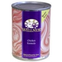 Wellness Canned Chicken Cat Food (24x5.5 Oz)