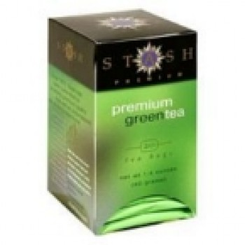 Stash Tea Green Premium Tea (6x20 CT)