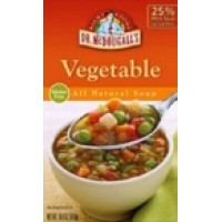 Dr. McDougall's vegetable Ready to Serve Soup (6x18 Oz)