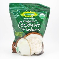 Let's Do...Organics Coconut Flakes ( 12x7 Oz)