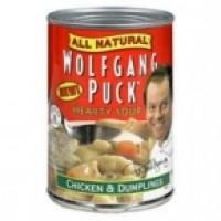 Wolfgang Puck Chicken Dumpling Soup (12x14.5 Oz)
