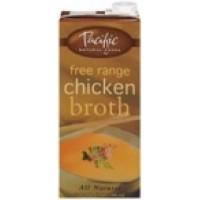 Pacific Natural Natural Chicken Broth (12x32 Oz)