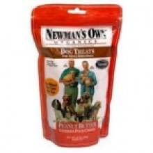 Newman's Own Peanut Butter Small Dog Treats (6x10 Oz)