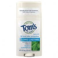 Tom's Of Maine Woodspice Natural Deodorant Stick (6x2.25 Oz)