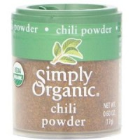 Simply Organic Mini Chili Powder Blend (6x.60 Oz)