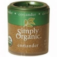 Simply Organic Mini Ground Coriander Seed (6x.35 Oz)