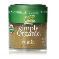 Simply Organic Mini Ground Cumin (6x.46 Oz)