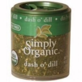 Simply Organic Mini Dill Weed (6x.14 Oz)
