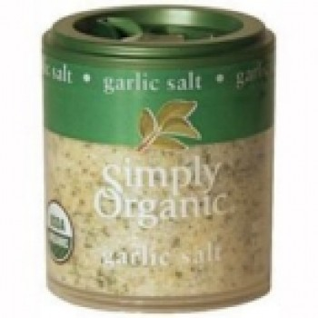 Simply Organic Mini Garlic Salt Blend (6x1.06 Oz)