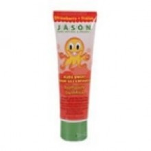 Jason's Strawberry Kids Only Toothpaste (1x4.2 Oz)