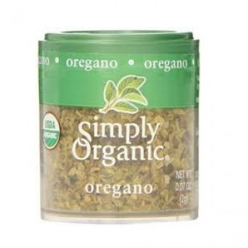 Simply Organic Mini Oregano Leaf (6x.07 Oz)