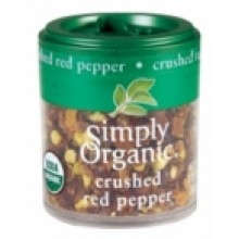 Simply Organic Mini Crushed Red Pepper (6x.42 Oz)