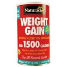 Naturade Sugar Free Weight Gain (1x20.3 Oz)