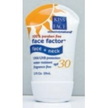 Kiss My Face Face Factor SPF 30 (6x2 Oz)