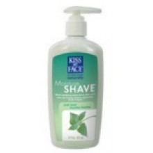 Kiss My Face Cool Mint Moist Shave (1x11 Oz)