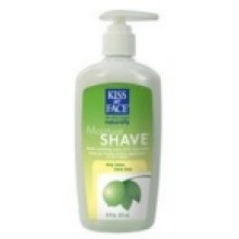 Kiss My Face Key Lime Moist Shave (1x11 Oz)