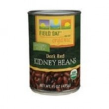 Field Day Kidney Beans (12x15 Oz)