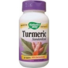 Nature's Way Turmeric Extract (1x60 TAB)