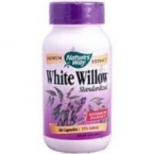 Nature's Way White Willow Bark (1x100 CAP)