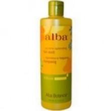 Alba Botanica Plumeria Replenish Shampoo (1x12Oz)
