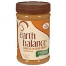 Earth Balance Crunchy Peanut Butter (12x16 Oz)