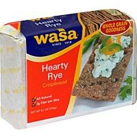 Wasa Hearty Rye Crispbread (12x9.7 Oz)