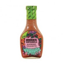Annie's Naturals Raspberry Vinaigrette Low Fat (6x8 Oz)