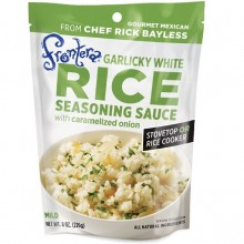 Frontera Garlicky White Rice wxCrmlzd Onion (6x8 OZ)