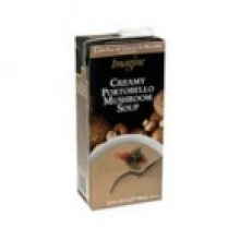 Imagine Foods Creamy Portobello Mushroom Soup (12x32 Oz)