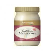 Spectrum Naturals Canola Mayonnaise (12x32 Oz)
