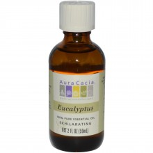 Aura Cacia Eucalyptus Essential Oil (1x2Oz)