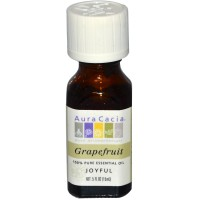 Aura Cacia Grapefruit Essential Oil (1x0.5Oz)