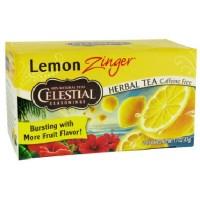 Celestial Seasonings Lemon Zinger Herb Tea (6x20bag)