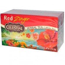 Celestial Seasonings Red Zinger Herb Tea (6x20bag)