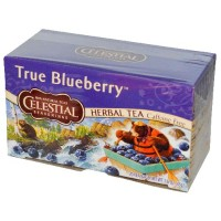 Celestial Seasonings True Blueberry Herb Tea (6x20 bag)