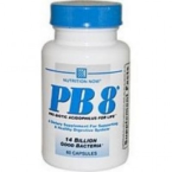 Nutrition Now Pb8 Pro-Biotic Acidophilus (1x60 CAP)