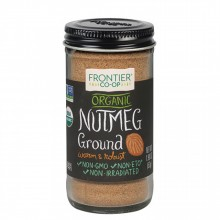 Frontier Herb Ground Nutmeg (1x1.90 Oz)
