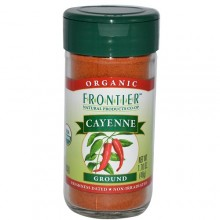 Frontier Herb Cayenne Ground (1x1.76 Oz)