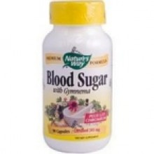 Nature's Way Blood Sugar With Gymnema Extract (1x90 CAP)